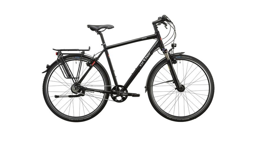 Ortler Perigor - Bicicletas trekking Hombre - negro